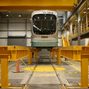 Portfolio-rail