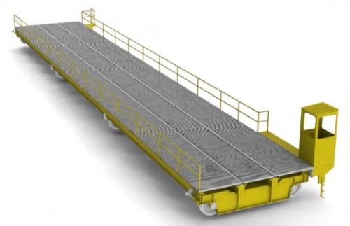 Transfer Table 100-ton 100-ft