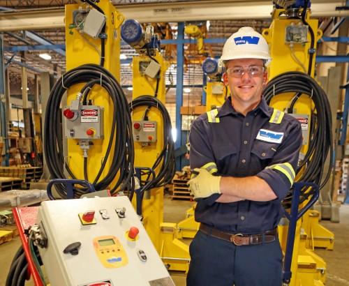 railroad maintenance equipment services