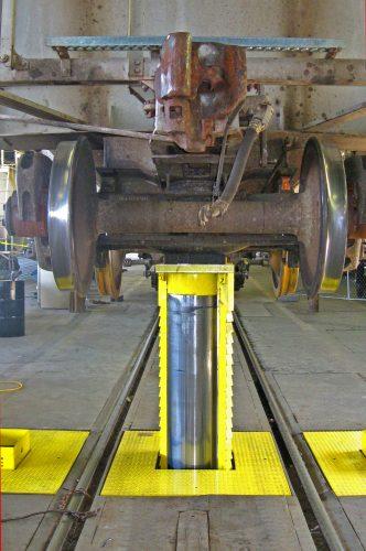 hydraulic one point lift