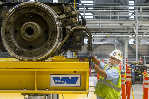 whiting railcar maintenance equipment services
