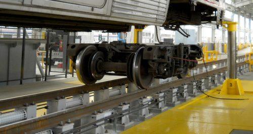Hydraulic Traversing Jack