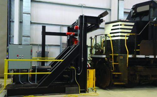 Hydraulic Pilot Plate Straightener