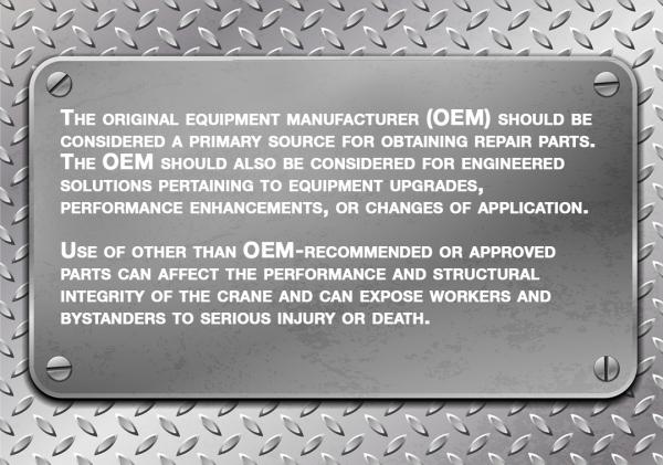 OEM Regulations